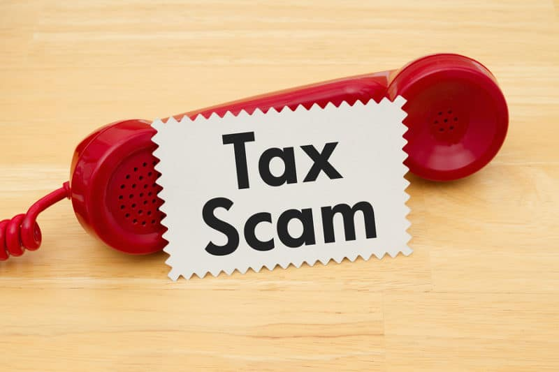 Small business accountants helps you avoid tax scams