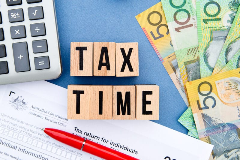 Take advantage of tax time this June.