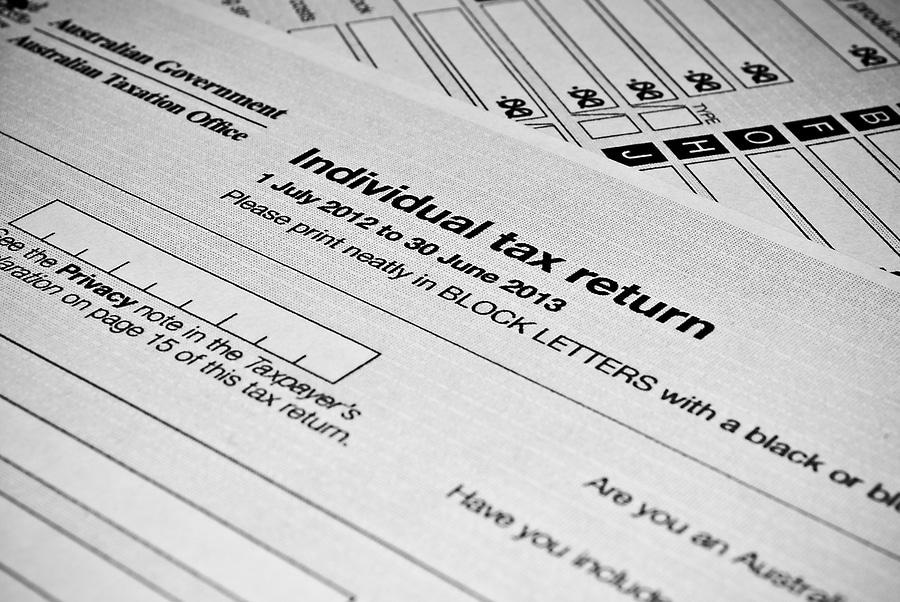 Personal accountant tax return
